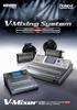 V-Mixing System Genaral Catalog