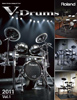 V-Drums Catalog 2011 Vol.1