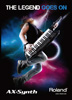 AX-Synth Black Sparkle Catalog
