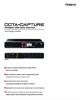 OCTA-CAPTURE Technology Overview