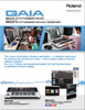 SD-SH01 GAIA SOUND DESIGNER Leaflet 