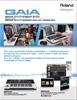 SD-SH01 GAIA SOUND DESIGNER Leaflet