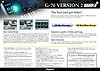 G-70 Version 2/ SR-G01 Leaflet