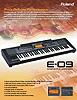 E-09 Catalog