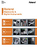 Roland Keyboards & Digital Instruments Catalog
