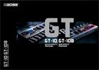 GT-10/-10B Brochure