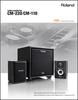 CM-220/CM-110 Catalog