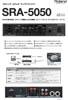 SRA-5050リーフ